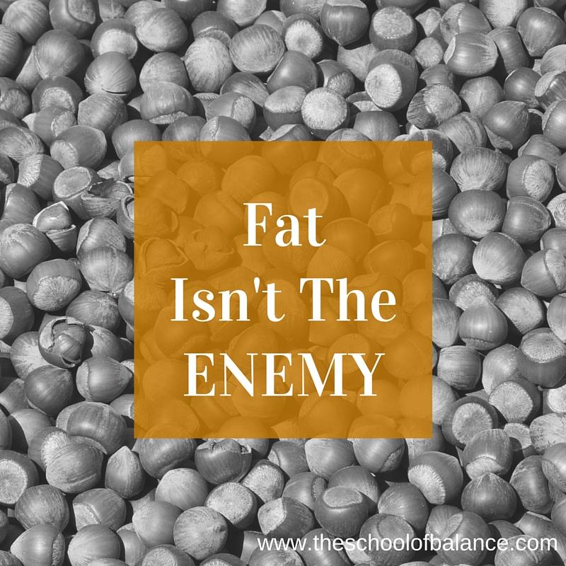 fat isn't the enemy blog