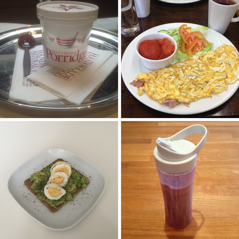 Convenient Breakfasts